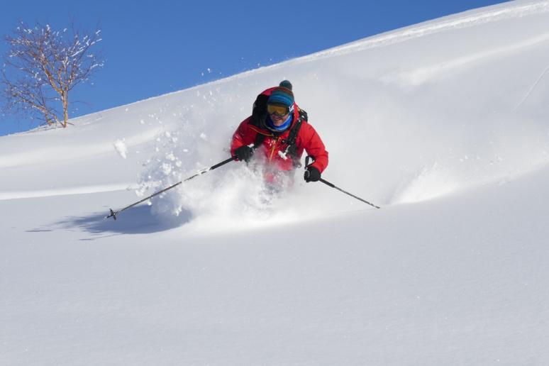 Le ski de randonnée au Japon