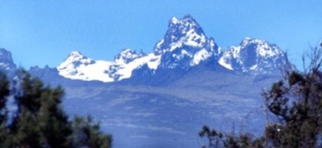 Ascension du Mont Kenya 5199 mètres