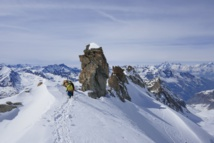 Raid à skis au Grand Paradis 4061 mètres