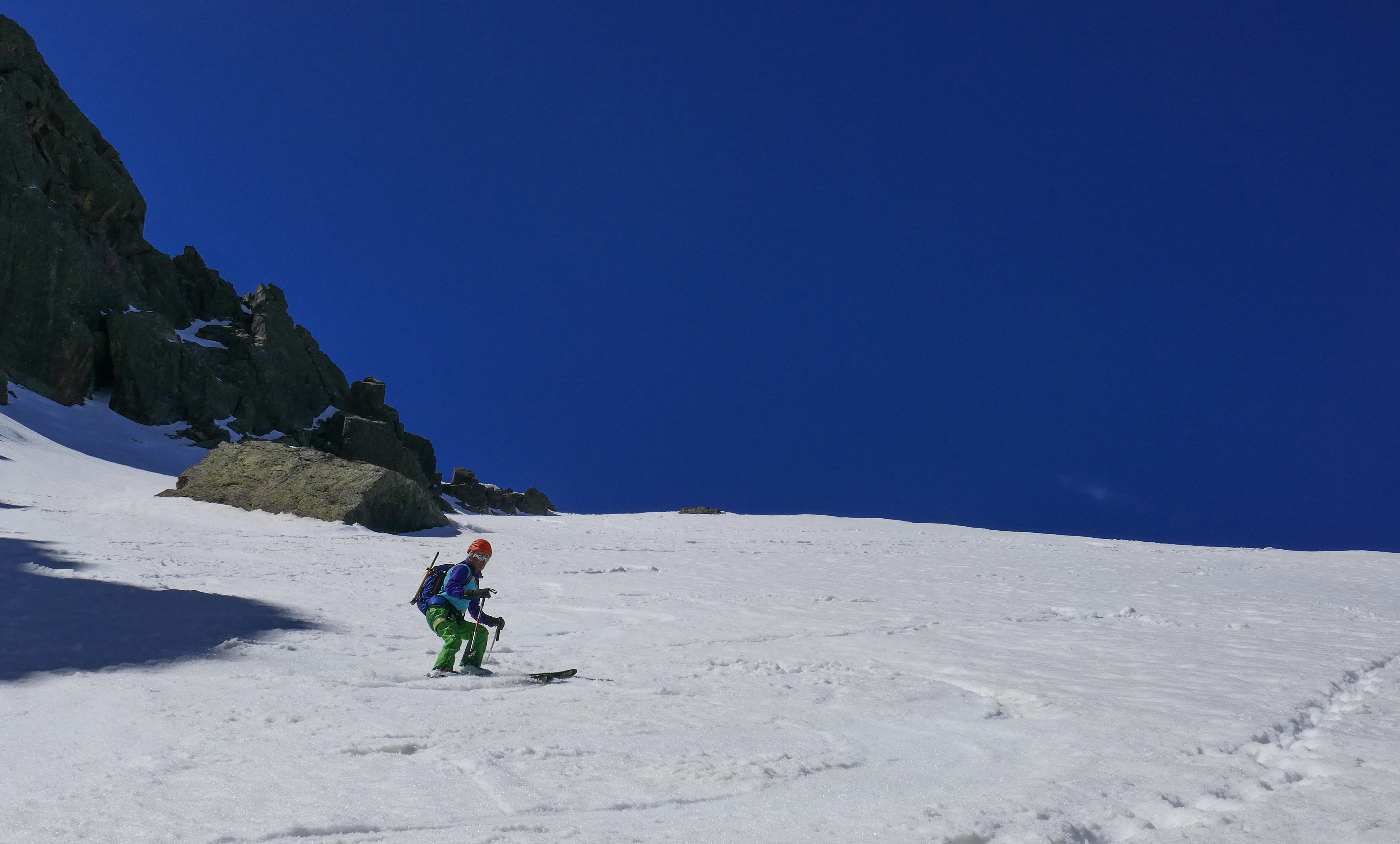 Ski de la Pampanosa