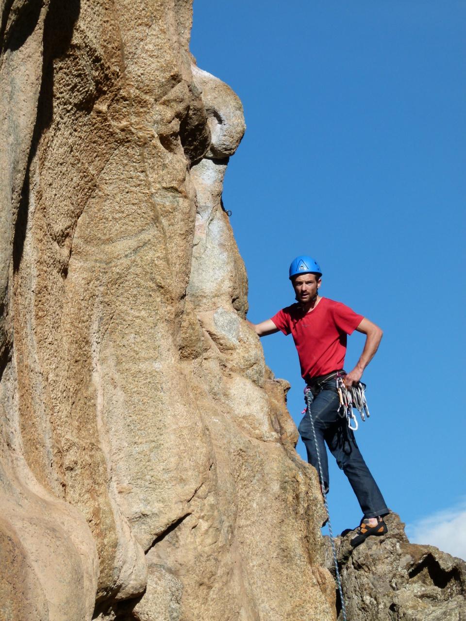 Stage terrain d'aventure d'octobre 2012