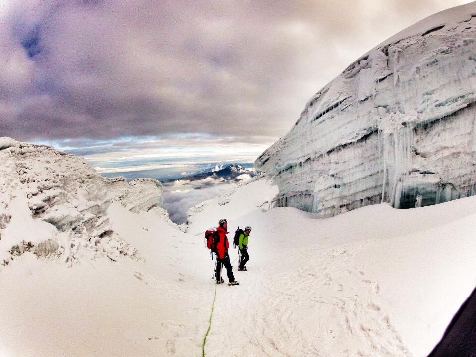 Alpinisme en Equateur