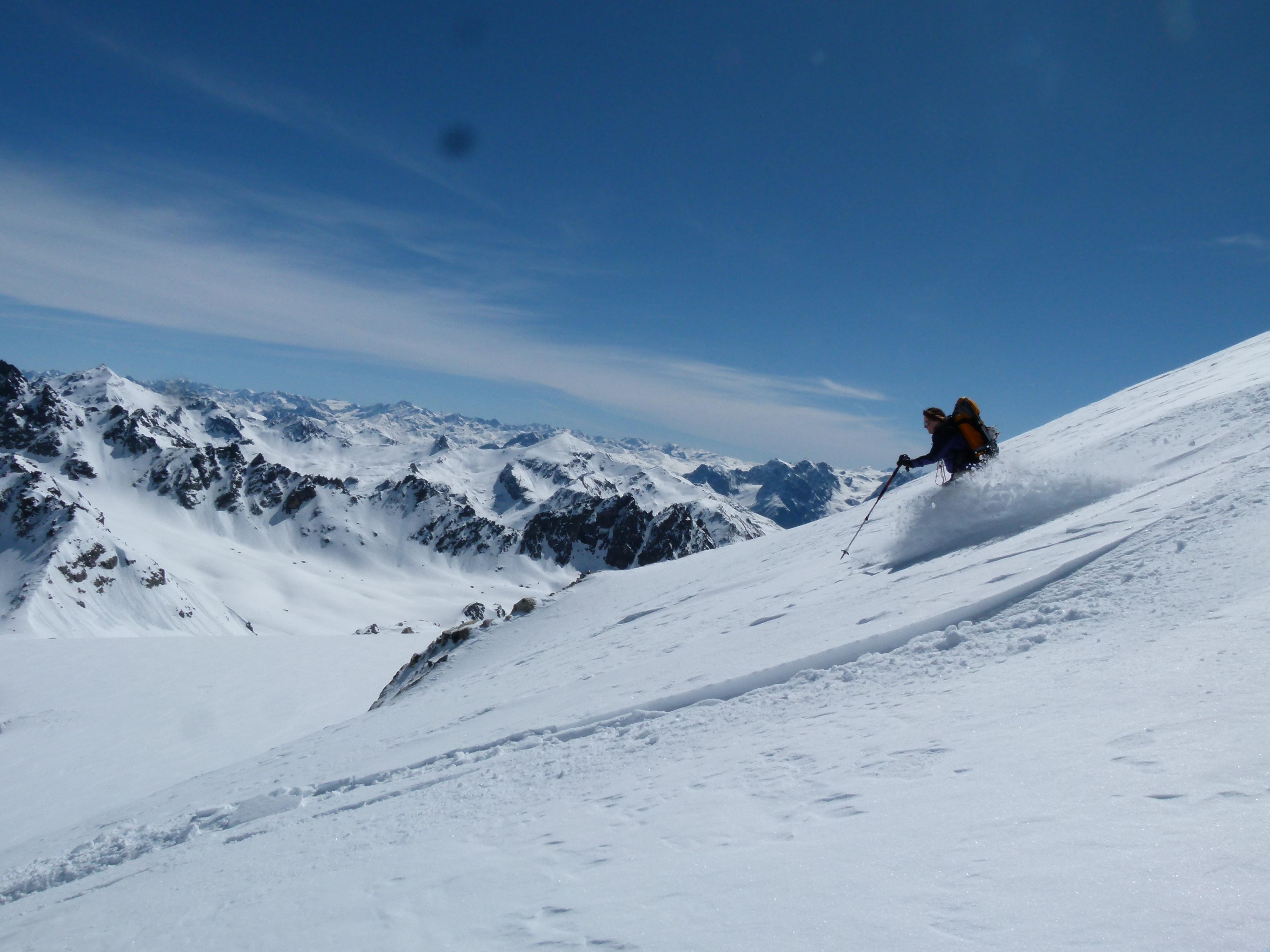 Ski De Randonn 233 E En Autriche