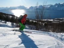 Voyage en ski de randonnée