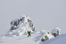 Alta Strada, le plus beau raid à ski de Corse.