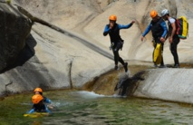 Canyoning à Bavella