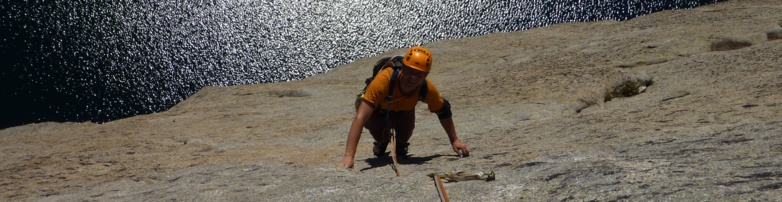 L'escalade dans la vallée de la Restonica