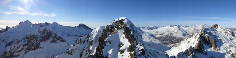 L'alpinisme en Corse