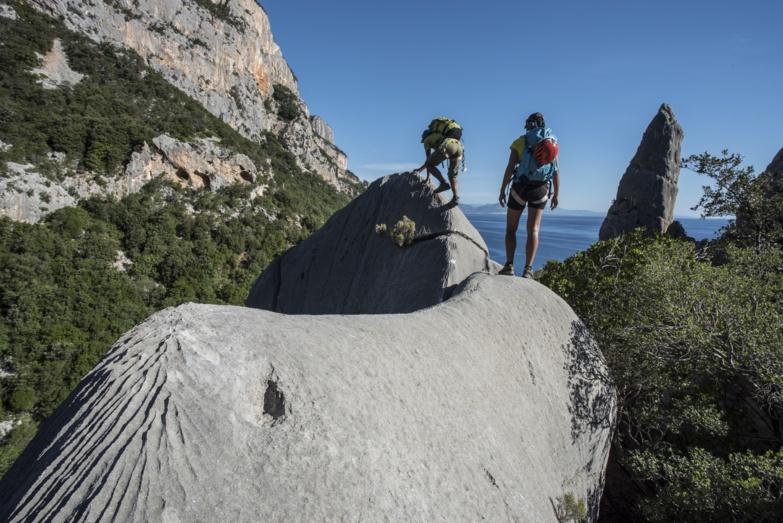 Trek en Sardaigne: le Selvaggio Blu