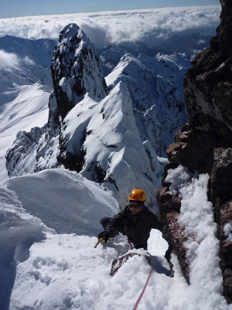 Stage initiation à l'alpinisme